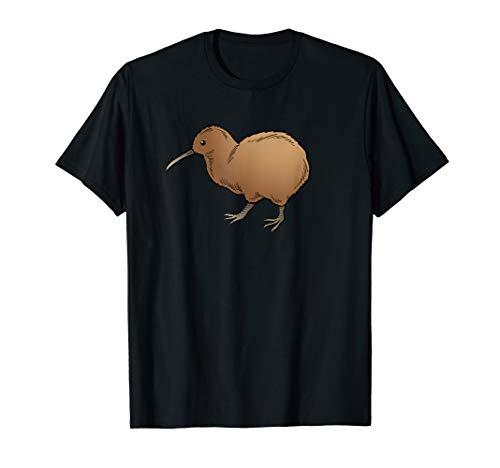 Süßer Kiwi aus Neuseeland - Kiwi Vogel, New Zealand, Kiwis T-Shirt