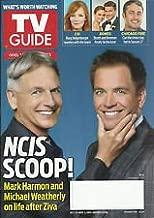tv guide cover ncis