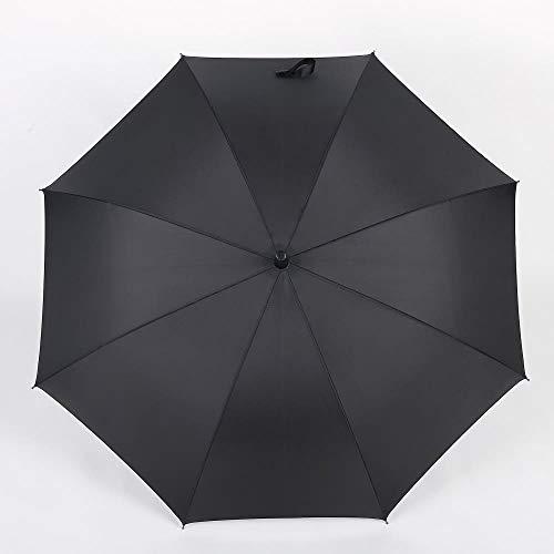 Jinghai japonés y Coreano samurái Espada Paraguas 16 Huesos Poste Recto Paraguas Creativo Paraguas Protector Solar Paraguas Anti-UV Paraguas publicitario Creativo, Paraguas Cuchillo de 8 Huesos
