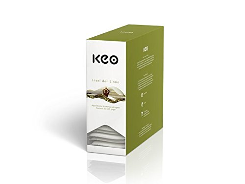 Keo Tee - INSEL DER SINNE - Teachamp 15x4,0g