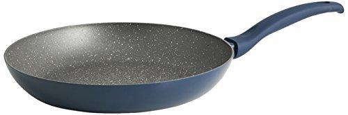Home Professional Stone koekenpan 1 handvat antiaanbaklaag, blauw, diameter 20 cm