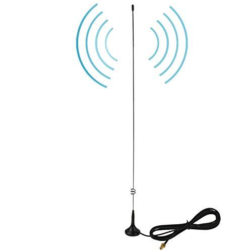 Anbel Nagoya SMA-Buchse Dual-Band-Magnetic-Funkantenne for Walkie TalkieUT-108UV, Antenne Länge: 50cm