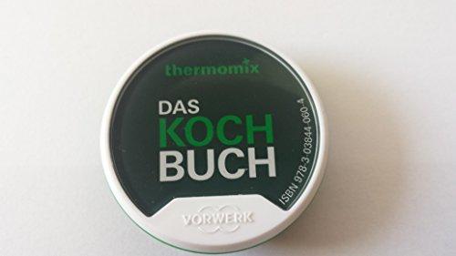 Original Vorwerk Thermomix TM5 Rezept Chip Grundkochbuch NEU DAS KOCHBUCH KOCH BUCH Jeden Tag genießen
