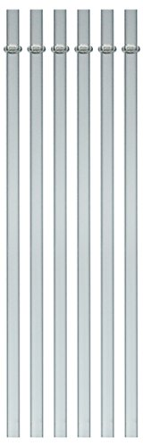 Acrylic Drinking Straws - Set of 6 - Fits 10, 12, 16, and 20oz Fits Tervis Tumblers - New Replacements