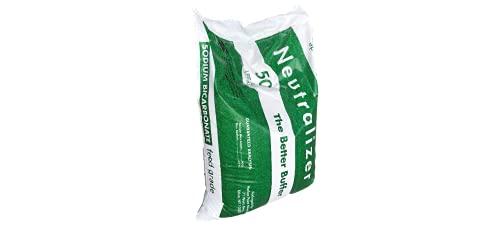 Harbor Point Mineral's Baking Soda - Sodium Bicarbonate (50 lb)