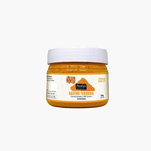 Premium Quality Kasturi Turmeric Powder For Glowing Face Pack 100gm
