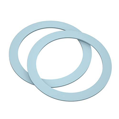 Oster Blender Replacement Parts Blender Blade with Jar Base Cap and 2 Rubber O Ring Seal Gasket Accessory Refresh Kit by Aooba