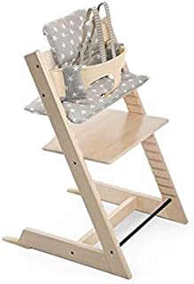 Stokke Tripp Trapp Chair Cushion, Grey Star