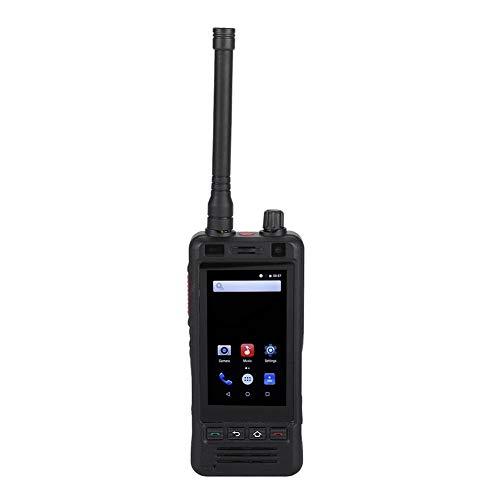 多機能の黒いWifiのスマートなトランシーバー、トランシーバー、Androidシステムの妨害された状態のために再充電可能