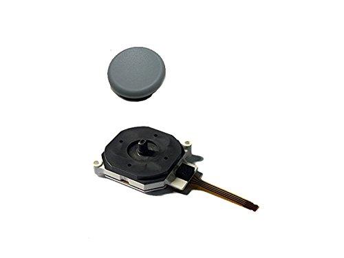 para Nintendo 3DS XL/LL Partes Controlador Analógico Joystick Plus Stick Cap(no Compatible con Nintendo 3DS)