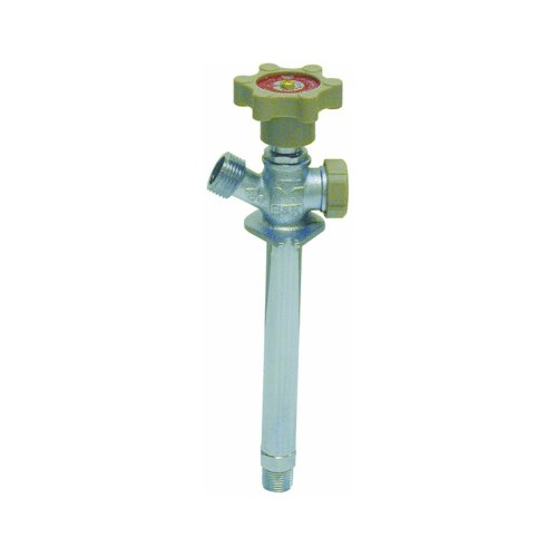 B and K Industries 104-575HC 1/2-Inch by 8-Inch Quarter Master Anti-Siphon Frost Free Sillcock 1