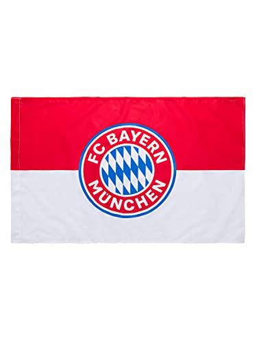 FC Bayern München Fahne Logo 90x60 cm