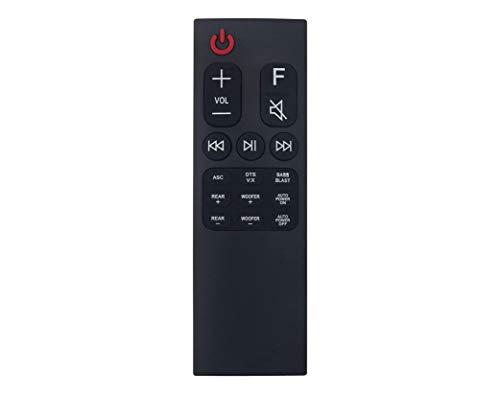 Pehtini AKB75595401 - Mando a distancia para LG Sound Bar SK5R SK5Y SPK5B-W SPK5BW SPJ4-S S65S3-S SJ4R SPJ4B-W