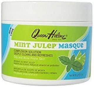QUEEN HELENE Mint Julep Masque, 3 oz (Pack of 2)