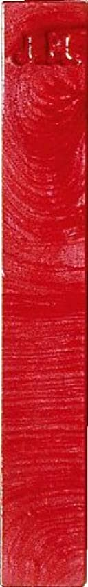 J.Herbin 33022T Wax for Sealing Gun in Blister Packaging 4 Sticks Soft Red
