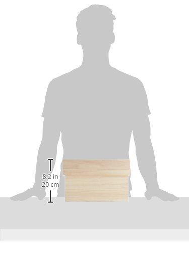 木曽工芸木製米びつ桐【一合桝付き】5kg用