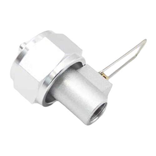 yotijar Estufa de propano cilindro depósito de gas herramienta de recarga adaptador