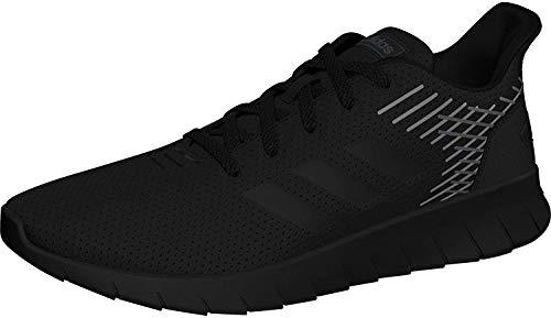 Adidas Herren Asweerun Fitnessschuhe, Schwarz Negbás 000, 44 EU