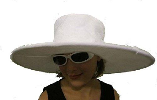 Mondial-fete - Chapeau Fashion Blanc