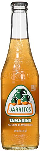 Jarritos Tamarinde Limonade, Einweg, 12er Pack (12x 370 ml)