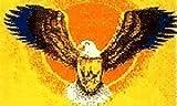 5ft x 3FT Fliegender Adler Flagge