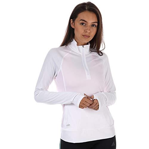 adidas Rangewear Golf-Jacke, Damen XL weiß