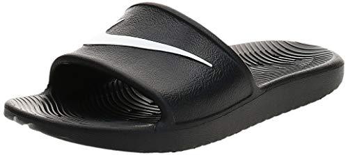 Nike Herren Kawa Shower Dusch-& Badeschuhe (Black/White), 44 EU