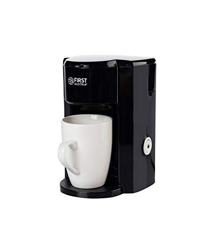 TZS First Austria - Cafetera eléctrica para 1 persona, 350 W, capacidad...