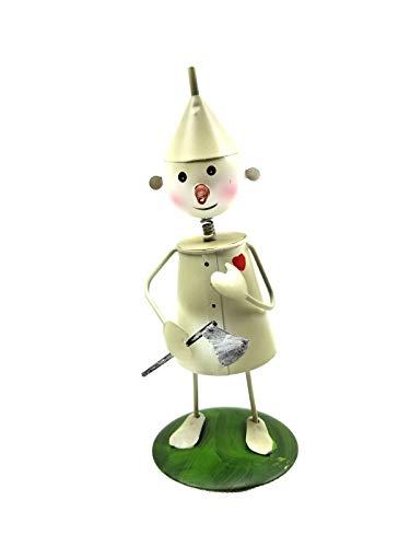 SK Garden And Home Ornament - Wizard Of Oz Tin Man Bobbin Figure