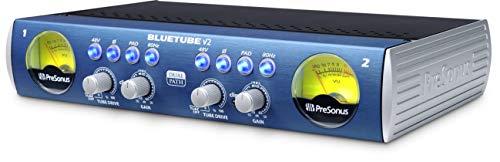 PreSonus BlueTube DP V2 2-Channel Mic/Instrument Tube Preamp