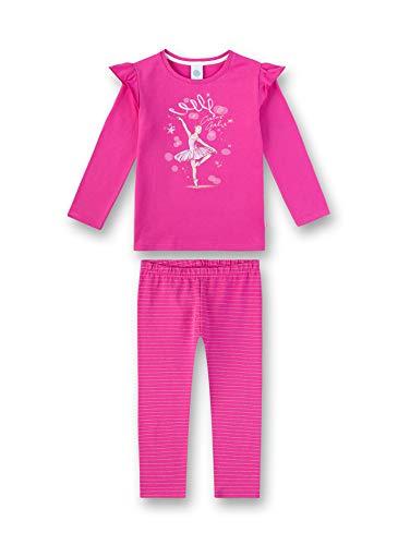 Sanetta meisjes pyjama (tweedelig) Pyjama