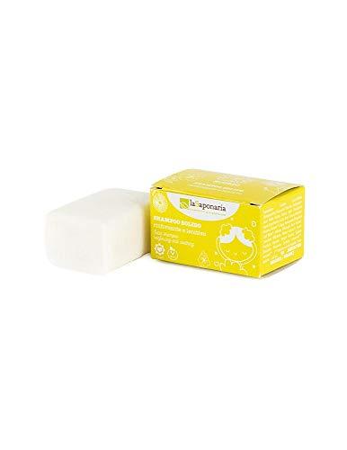 Shampoo solido rinforzante e lenitivo La Saponaria panetto solido 50 g
