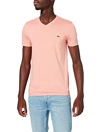 Lacoste TH6710 Camiseta, Elfe, XXL para Hombre
