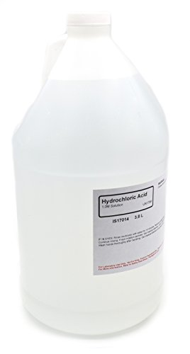 Hydrochloric Acid Solution, 1.0M, 3.8L - The Curated...