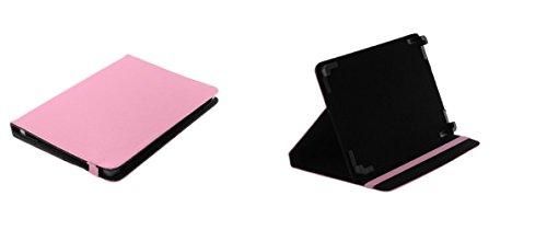 Libro Tablet PC Funda Funda Rosa + Stand Función Teclast Master T10