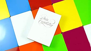 Pure Cardistry Training Playing Cards (7 Packets) - 7 Colors