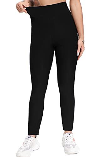 FITTOO Pantalon Sudation Femme Legging Minceur...