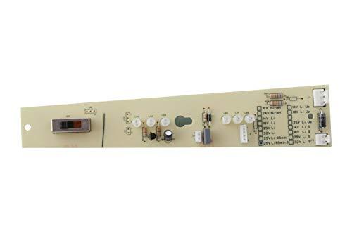 Rowenta Placa PCB escoba Air Force Extreme 25 V RH8970 RH8971 RH8972 RH8977