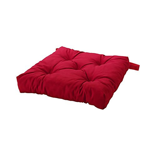IKEA Home Living Room Decor Malinda Chair Cushion, Red