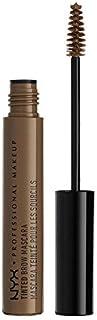 NYX PROFESSIONAL MAKEUP Tinted Brow Mascara, Brunette, 0.22 Fluid Ounce