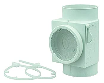 RO6G Fit Chk100ZW Dryer Vent Heat Keeper Saver Dundas Jafine Winter and Summer Positions