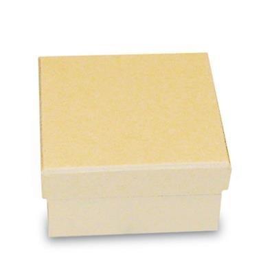Decorabilia Karton Langsame quadratisch 9x 9x 5cm Havanna