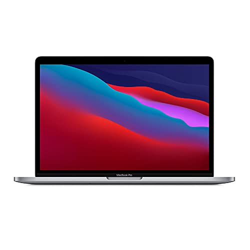 "Macbook Pro Retina Apple 13.3"", 8GB, SSD 512GB, Processador M1, Touch Bar e Touch ID - Cinza Espacial"