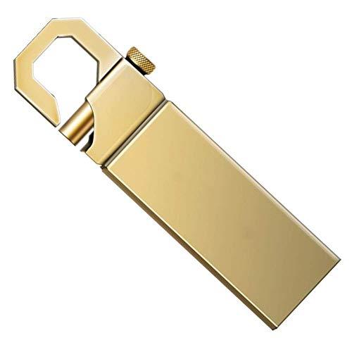 Chiavetta USB per memoria esterna Memory Stick per PC portatile (512 GB, Gold)