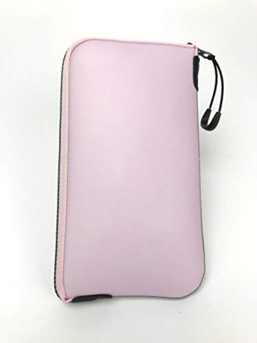 OneJoy mobiele telefoonhoes, waterdichte tas, tas, sporttas mini, sporttas met ritssluiting AJ10, 17cm x 9cm, voor mobiele telefoon., Zakje, roze