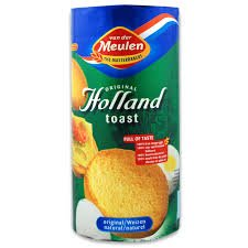 Pack of twelve, 4.4 ounces each (total of 52.8 ounces) Delicious original Holland toast