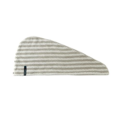 YSJJOSX Tapas de pelo de secado rápido de microfibra mágica para bañarse de secado rápido, gorro de toalla turbante para el baño, gorro de ducha de pelo largo (color: C, tamaño: 1 unidad)