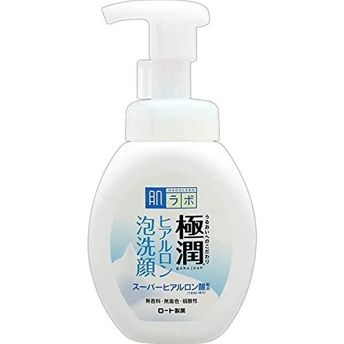 HADA LABO 4987241145614 gel per lavaggio e pulizia del viso Unisex 160 ml