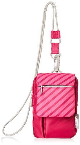 [コンサイス] トラベルモバイルポーチ 16 cm ACC-0006 ピンク
