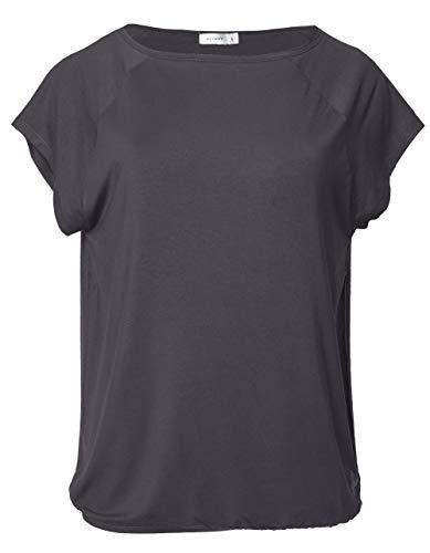 KISMET Yogastyle Yoga-T-Shirt Jiva Tee - Anthracite M